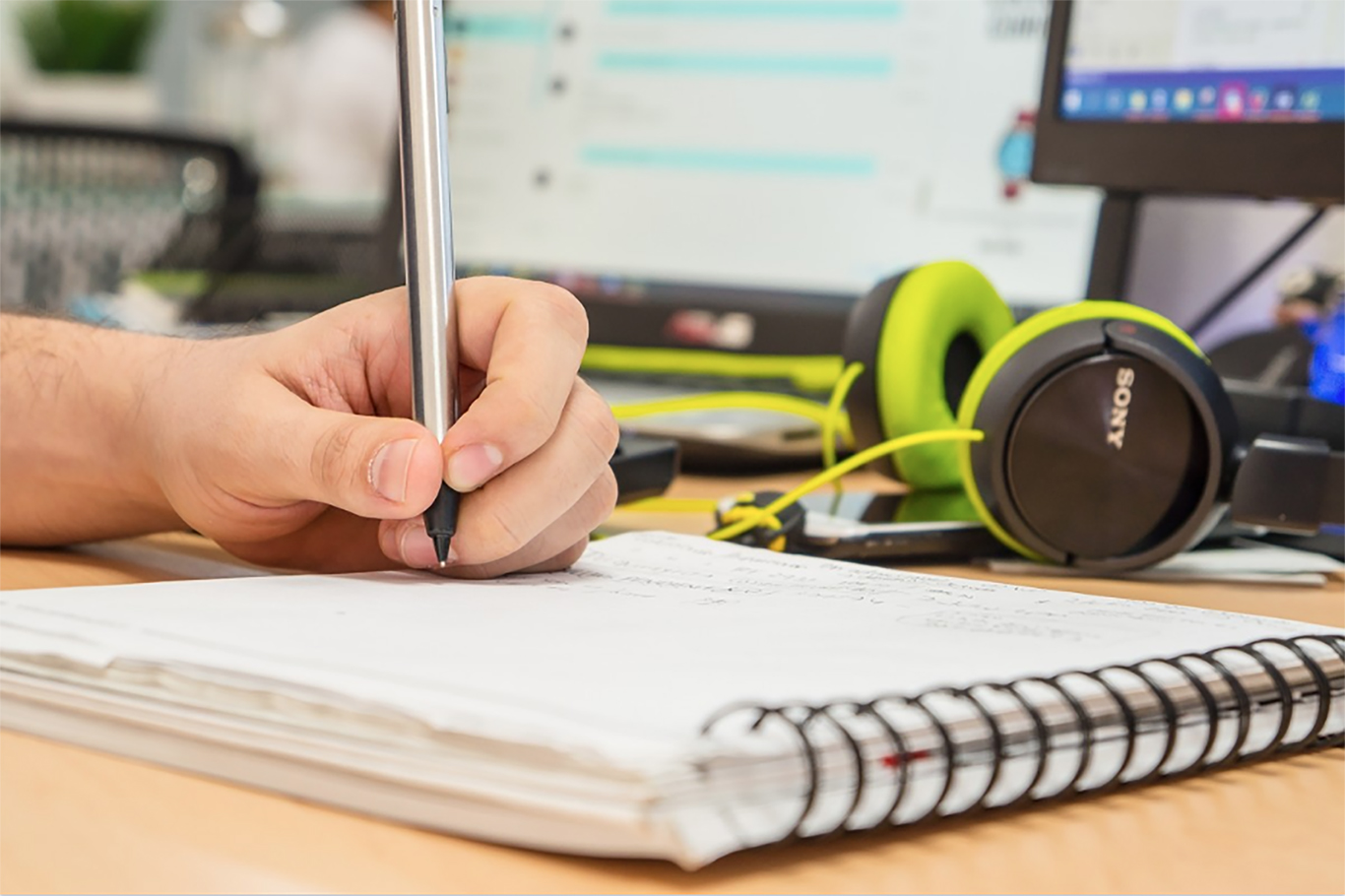 Studying to your favorite beats can improve your retention