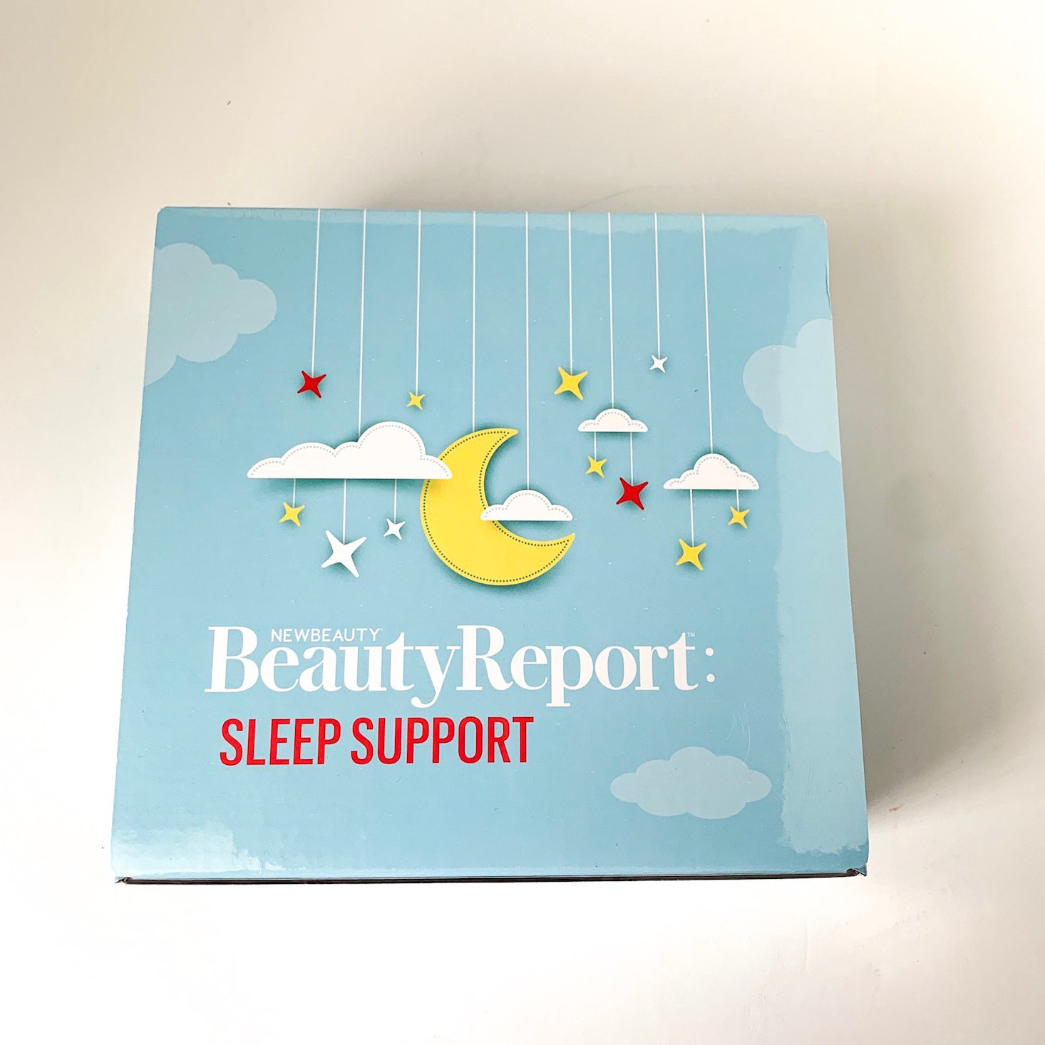 The Beauty Report Sleep Support Box Review – May 2019