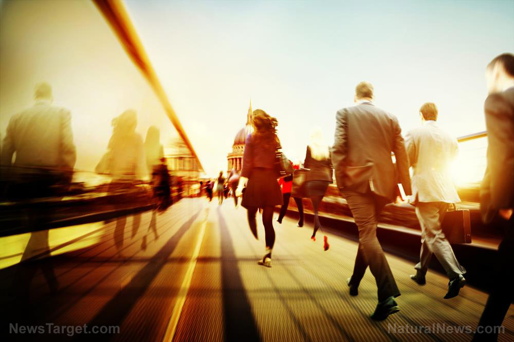 Take a walk, but just for a bit: Research shows that it helps with creativity, problem-solving
