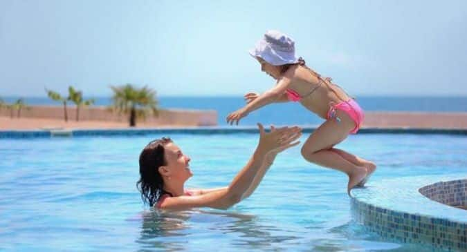 Have your child hit the swimming pool this summer