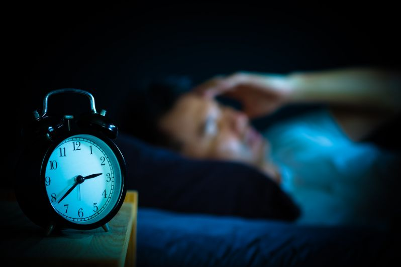 Our guide to overcoming insomnia and sleeping straight through