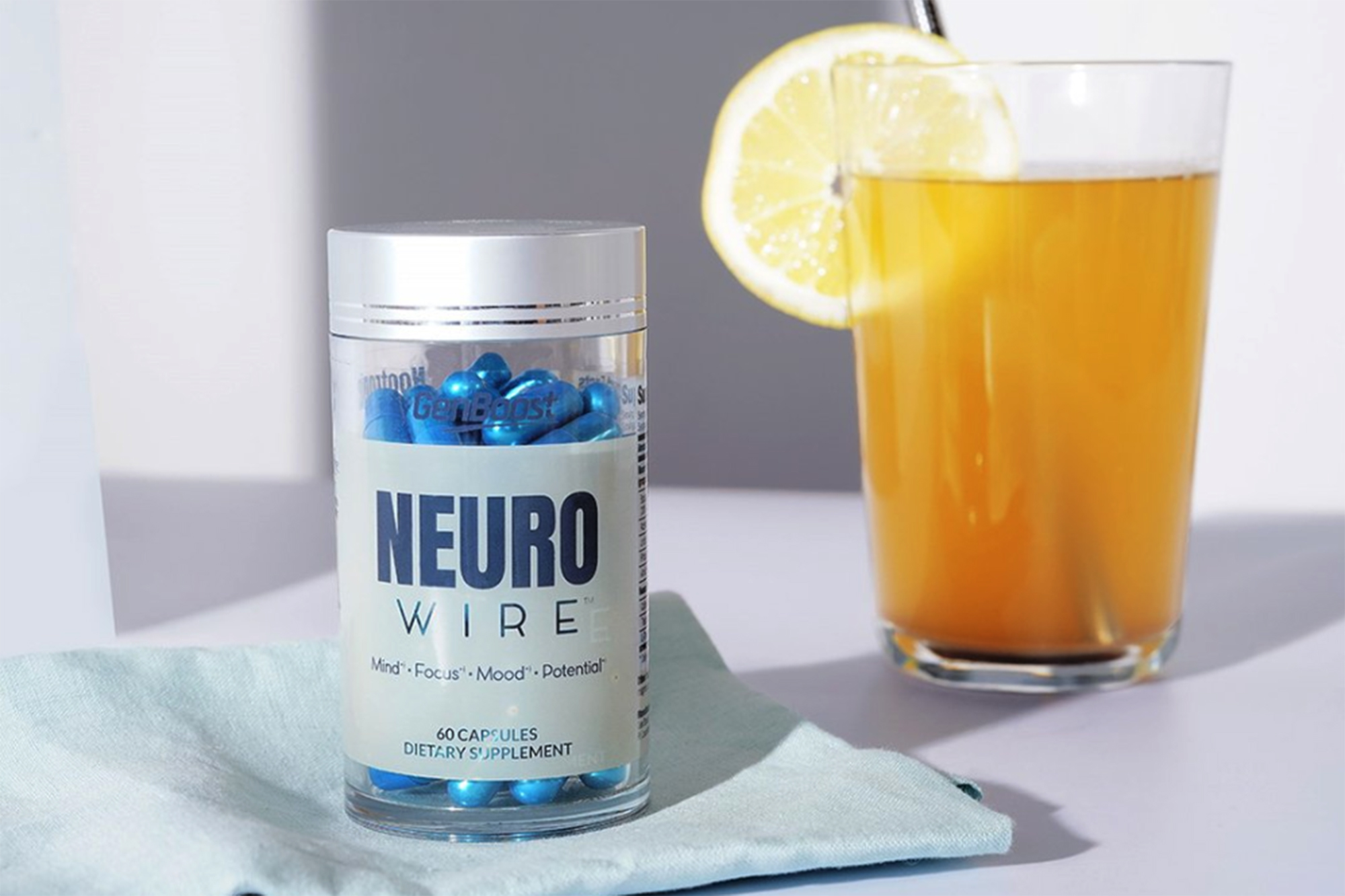 Boost Brain Power With Cognitive Enhancer Neuro Wire