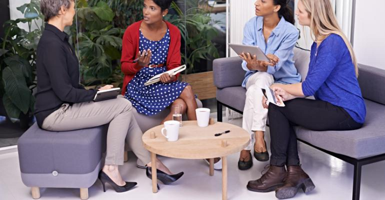 A Meeting Format that Unleashes Attendee Brainpower
