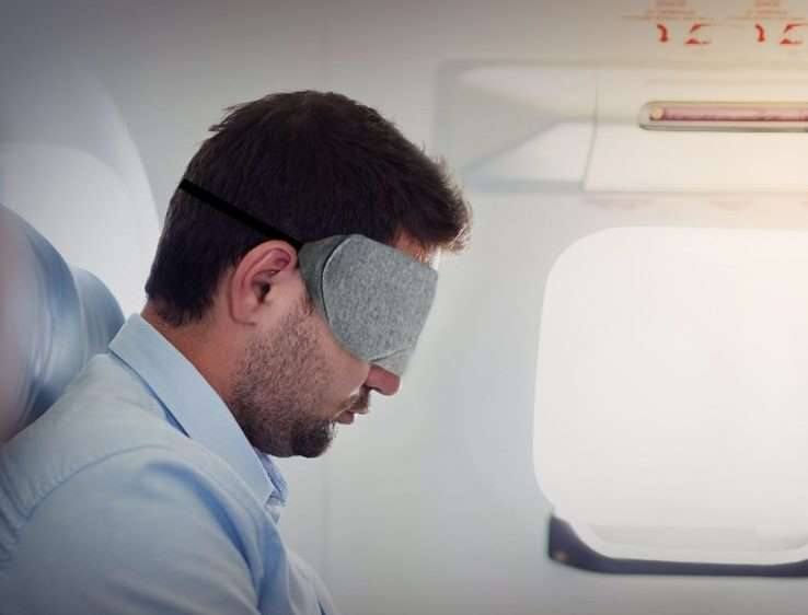 5 Items, Sans Pillows, That Will Help you Catch Some Zs on the Plane