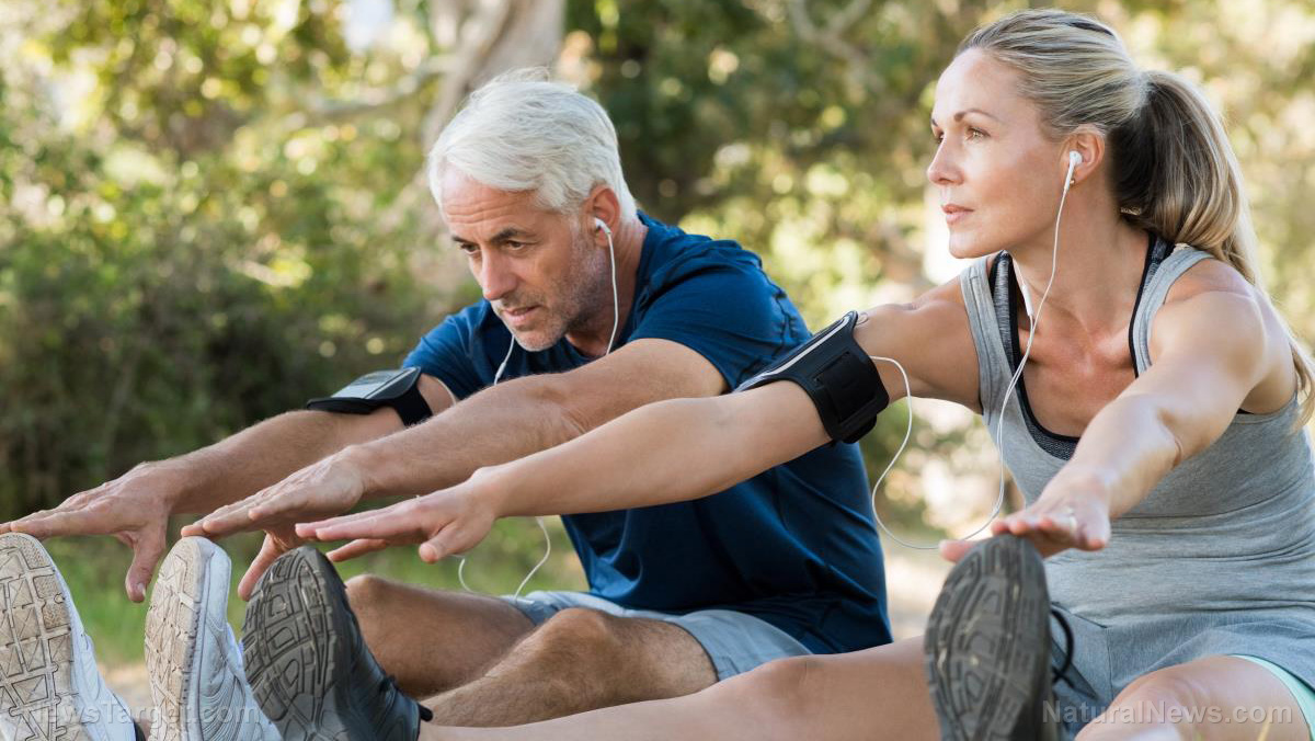 Physical fitness equals brain fitness for older men, according to study