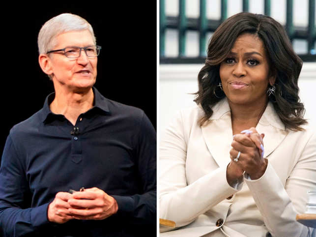 Tim Cook, Michelle Obama rise at 4 am every day - but does waking up early guarantee success?