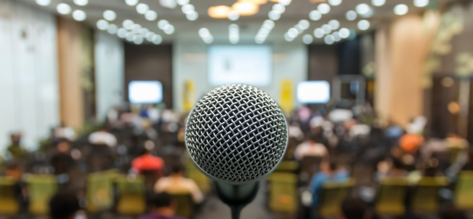 One Thing That You Can Do Right Now To Make Your Next Speech Extraordinary (No Practice Involved)