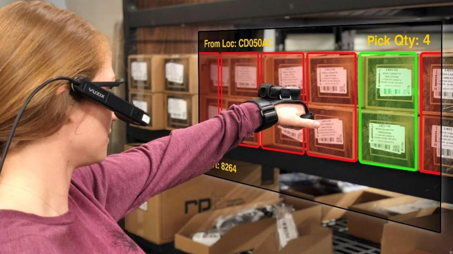 Workforce Augmented Reality