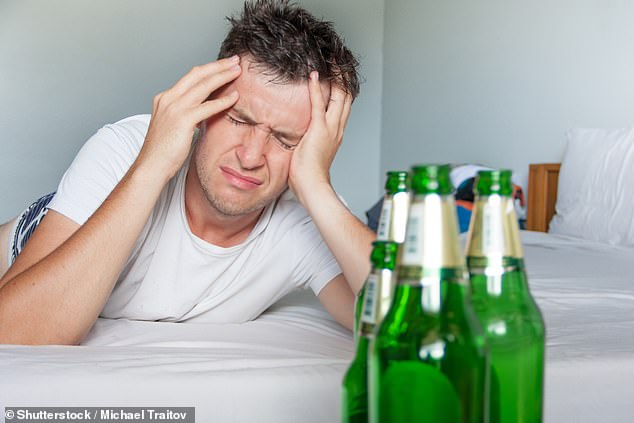 How hangovers REALLY impair your brain: Study in an Irish pub reveals adults have worse memory, slower reaction times and are less alert if they were drunk the day before