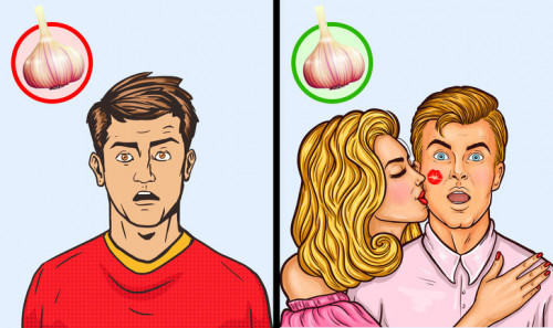 8 Effects That Happen When You Eat Garlic Daily