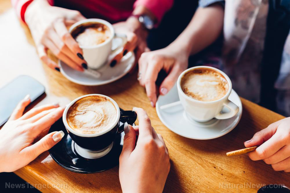 Coffee really can make you live longer