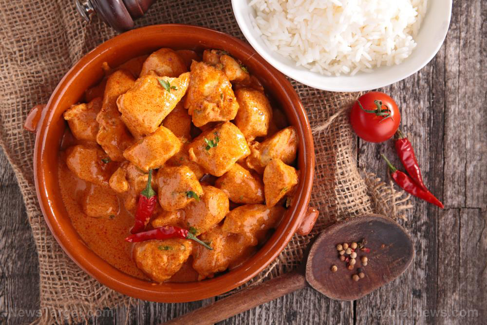 The amazing power of curry: Why eating this dish is so good for your health