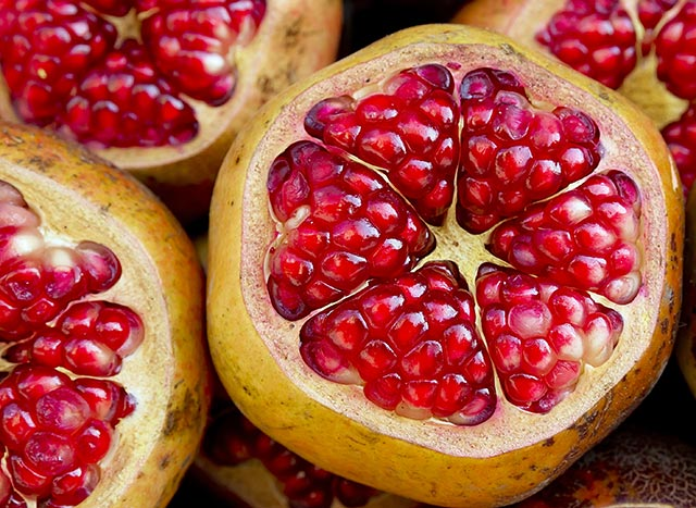 Memory is impaired by prescription blood pressure meds, but pomegranate juice improves blood pressure and cognitive function