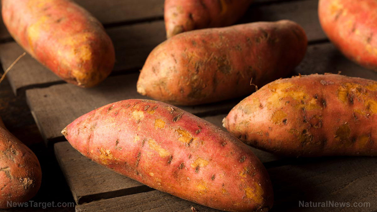 Sweet! Here are 7 reasons to eat sweet potatoes