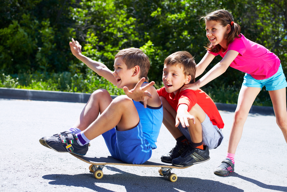 5 Fun, Fit (and Mostly Free) Summer Activities for Kids