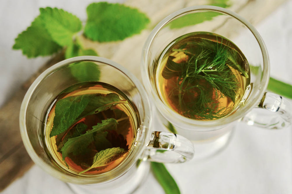 Seven herbal teas that are also excellent natural remedies