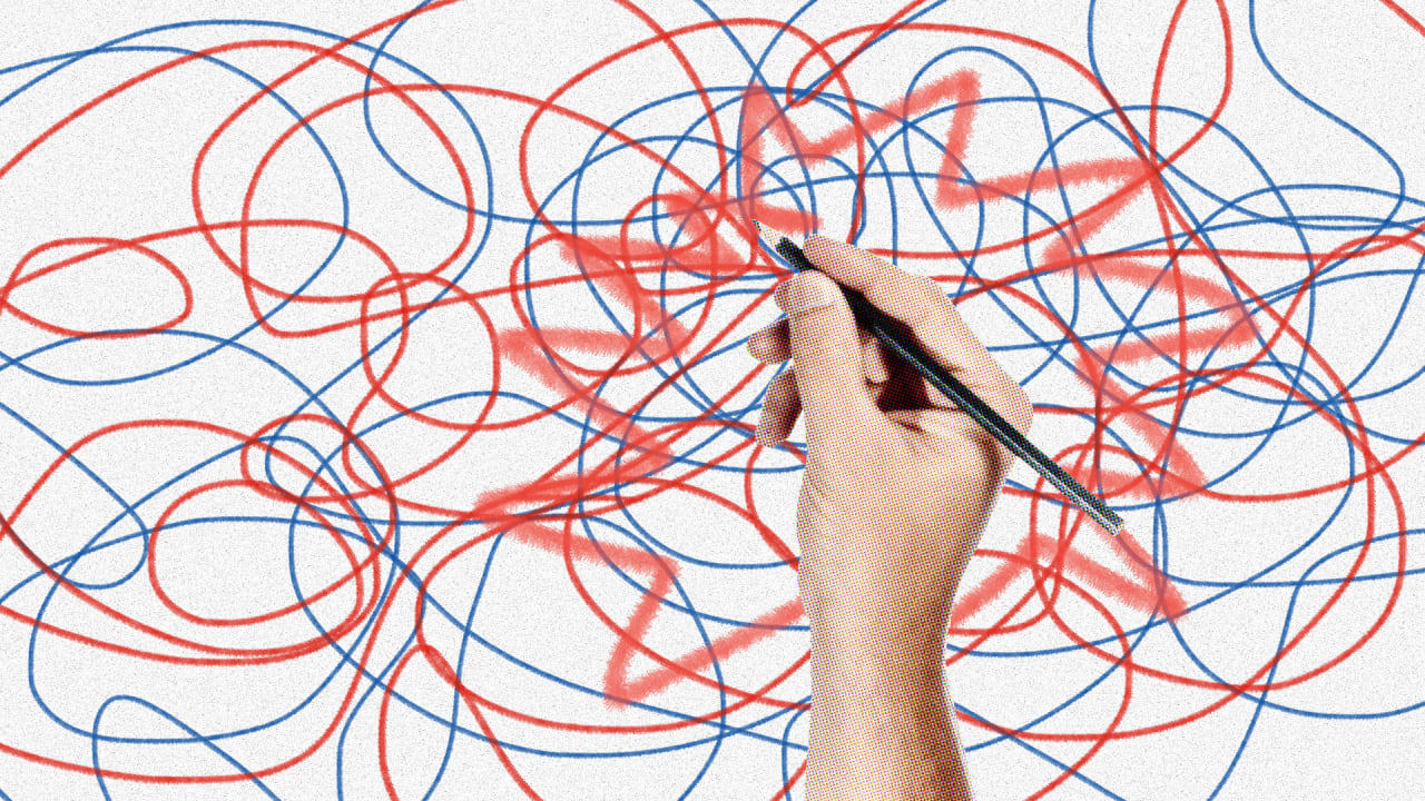 Doodling at work could help you be more productive