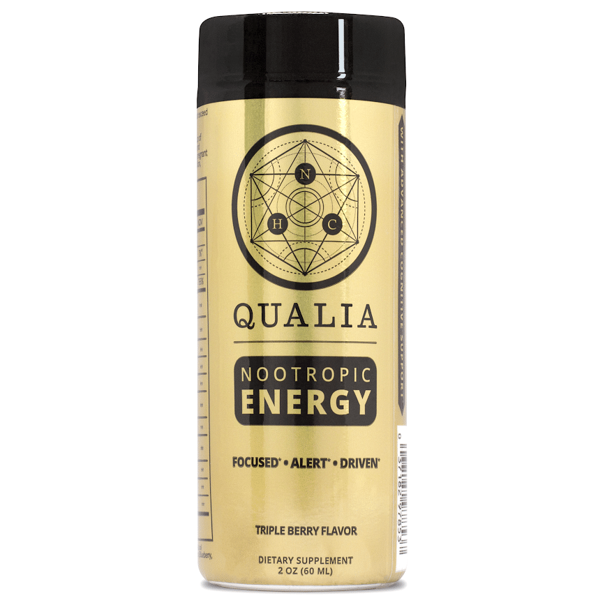 Neurohacker Collective Launches Qualia Nootropic Energy Shot