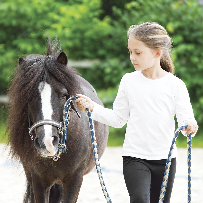 What Kids Learn from Horses