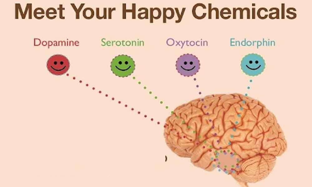 Let's hack the happy chemicals - Dopamine, Serotonin and Endorphins