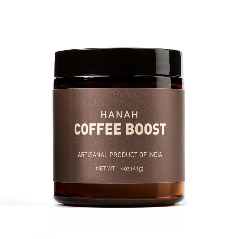 HANAH Launches Coffee Boost, Brain-Supporting Herbal Nootropic Coffee Supplement