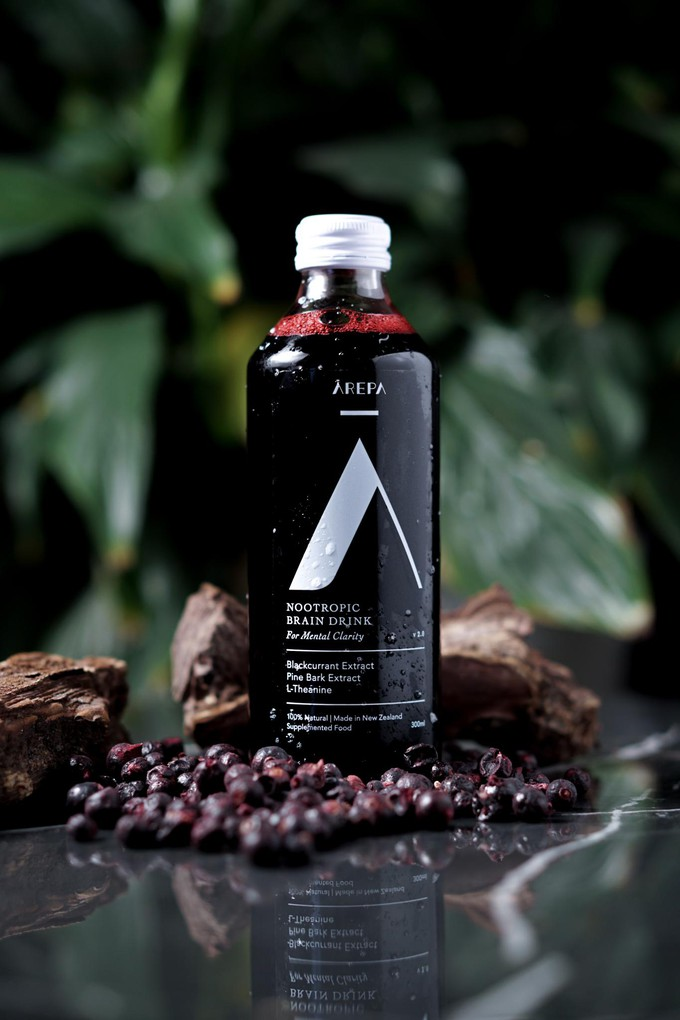 Transfarmation: How Ārepa used ingredients unique to New Zealand to create a mental clarity drink