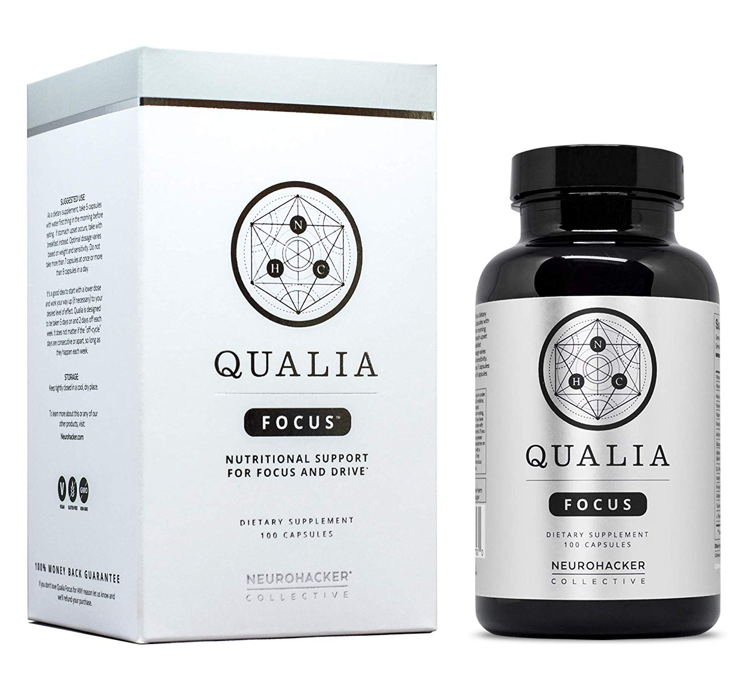 Qualia Focus Review: The Science Behind This Nootropic