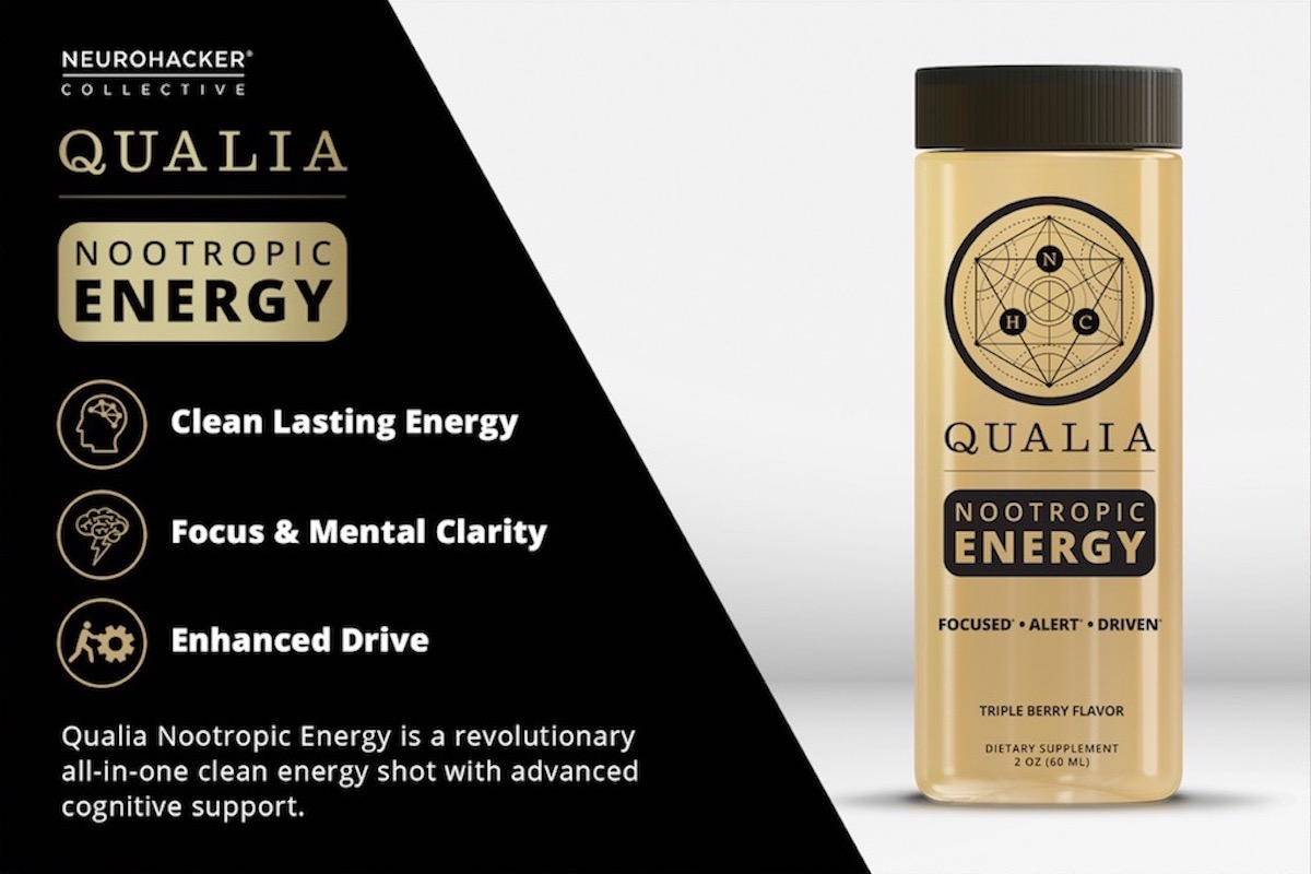 Energy Drinks Are the Past, but This Nootropic Smart Drink Is the Future
