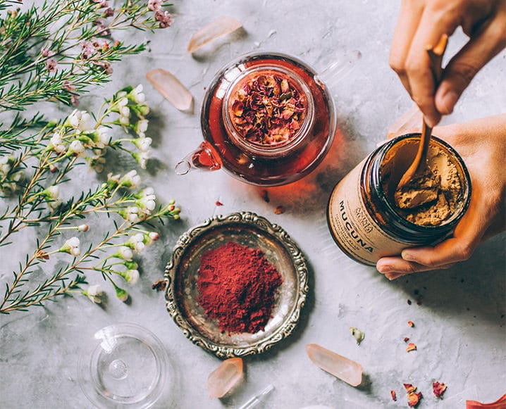 5 Herbs For Anxiety + Depression According to A Top Herbalist