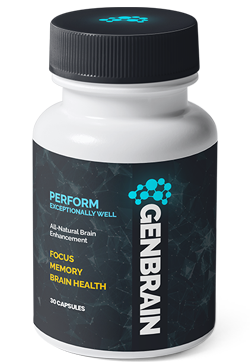 GenBrain Reviews- Smart Brain Pills, Ingredients, Benefits & Price