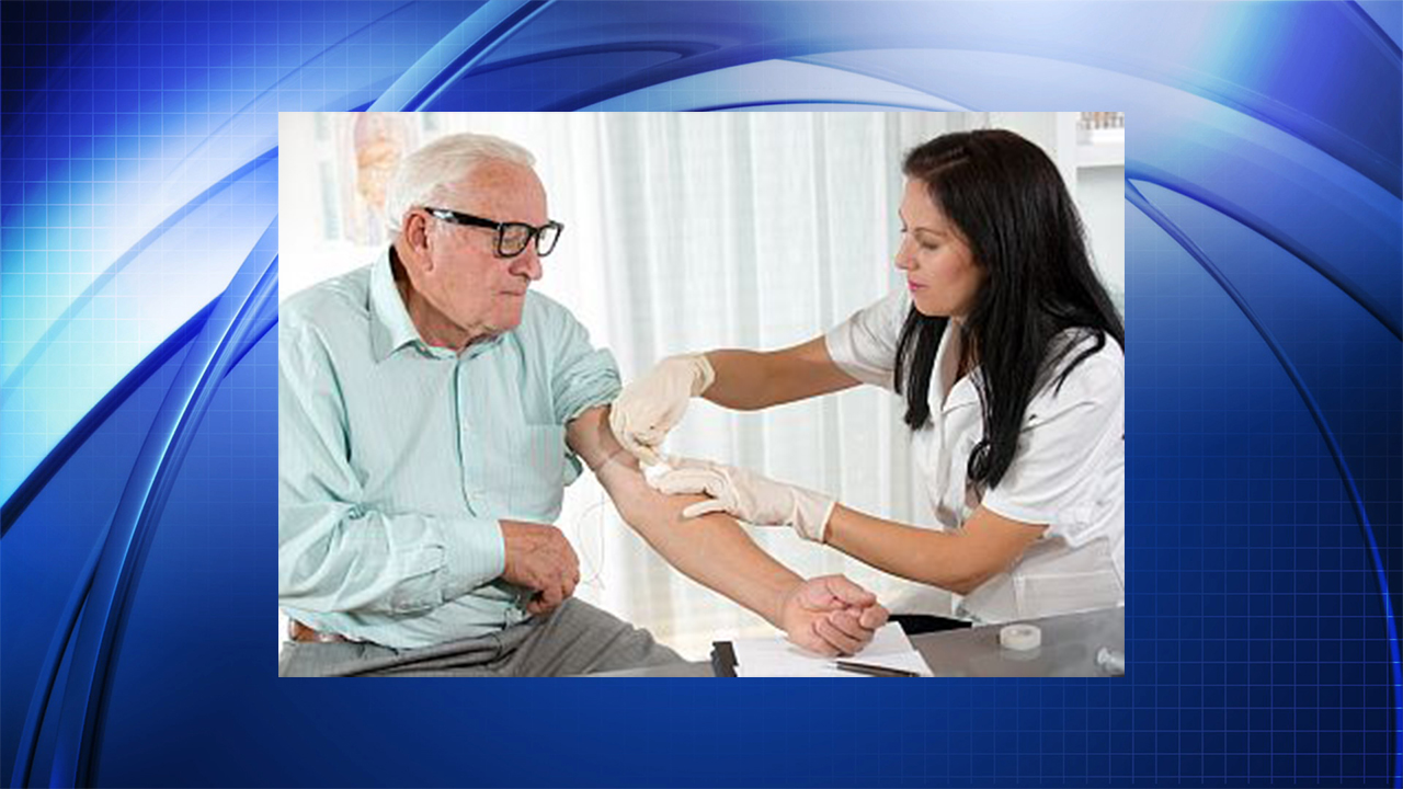 New blood test may predict Alzheimer's disease