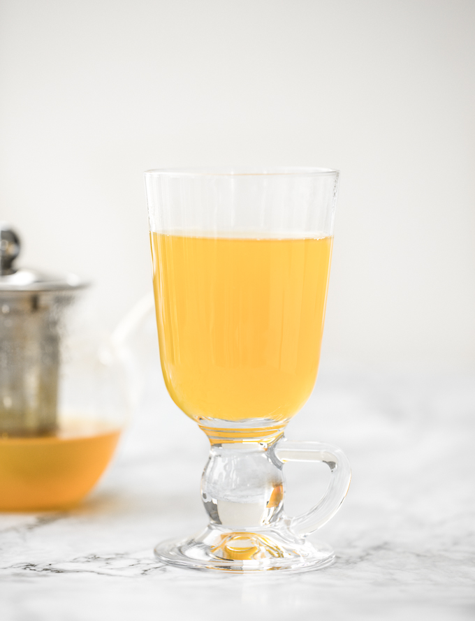 Immune-Boosting Ginger Turmeric TeaJump to Recipe