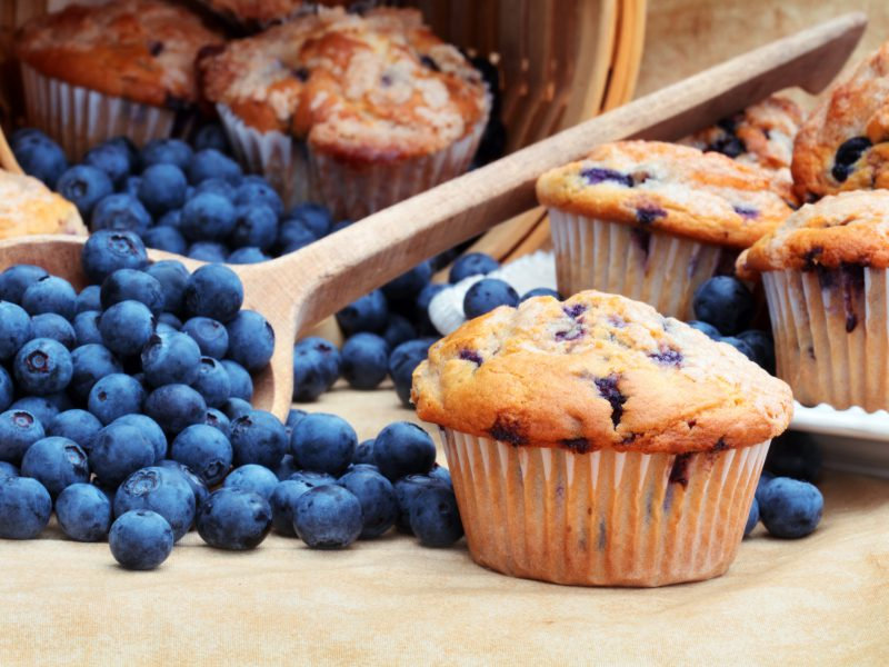 How blueberries keep your blood pressure (and more!) in check