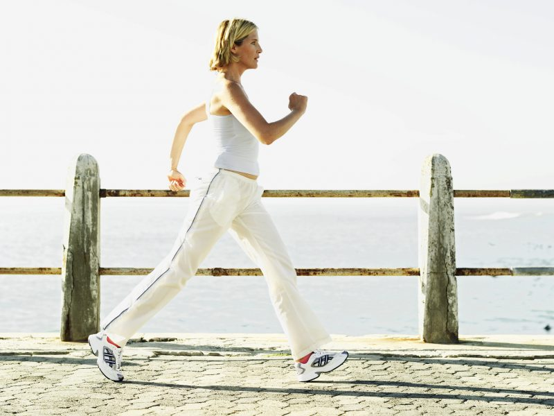 The top 5 science-backed benefits of walking