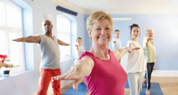 Aerobic exercise and other ways to stave off age-related memory loss