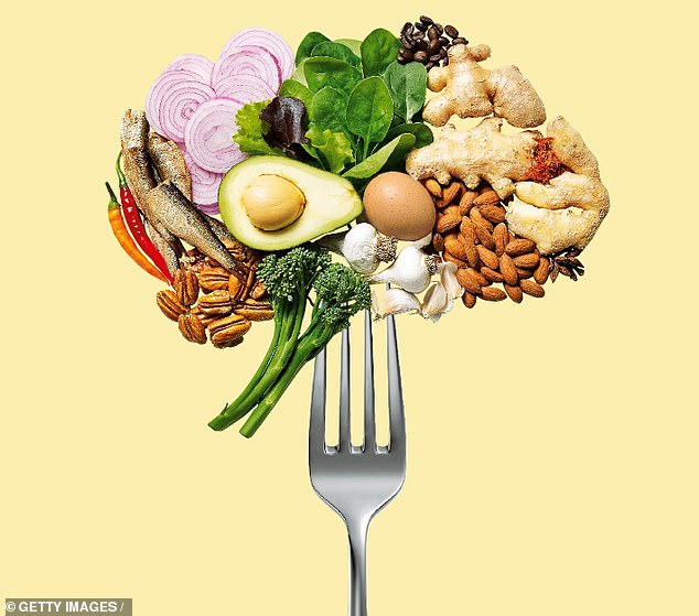 Eat your way to a better brain