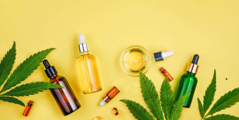8 CBD oil benefits: cancer, anxiety, pain, acne and more