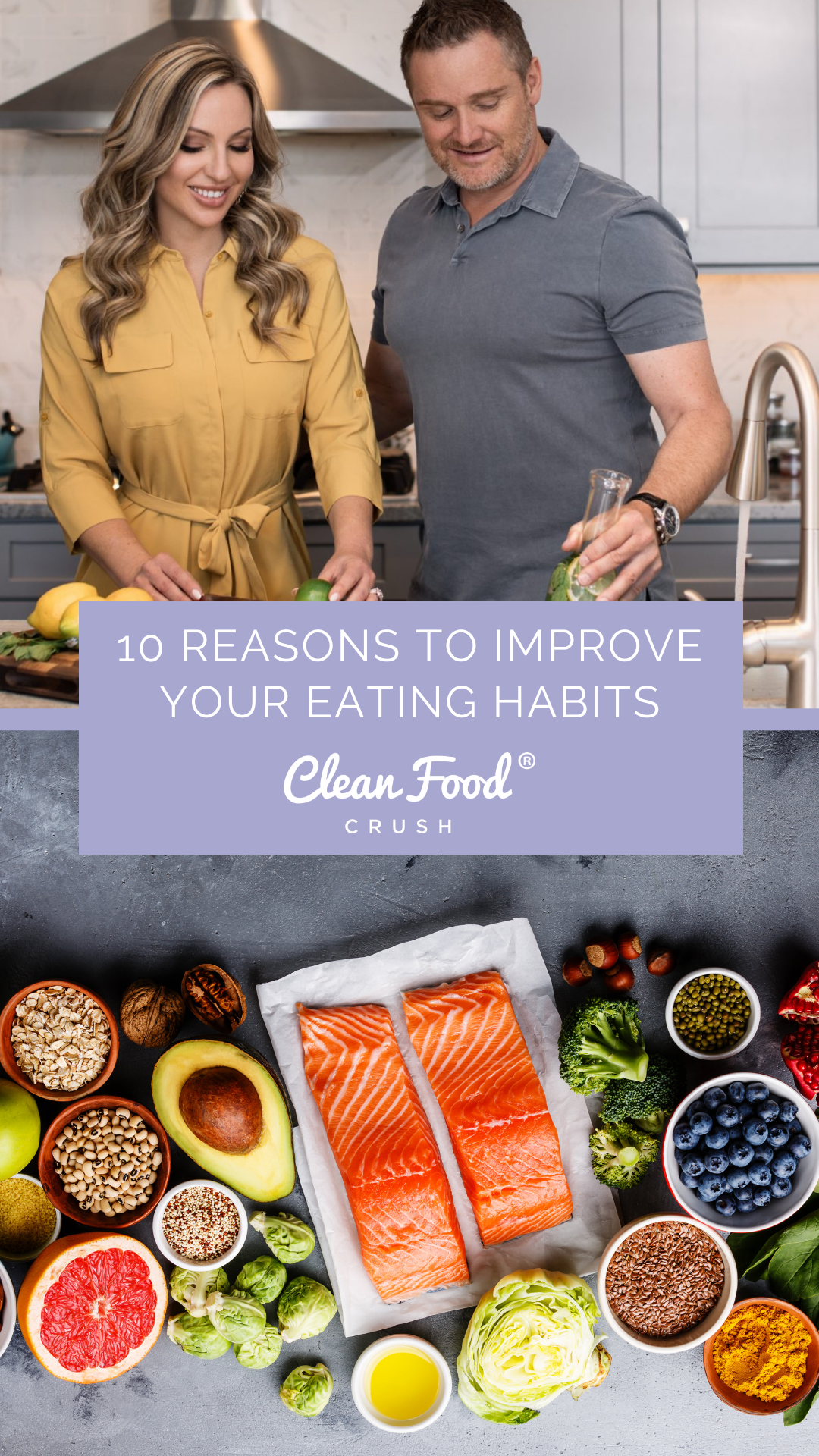 10 Reasons to Improve Your Eating Habits