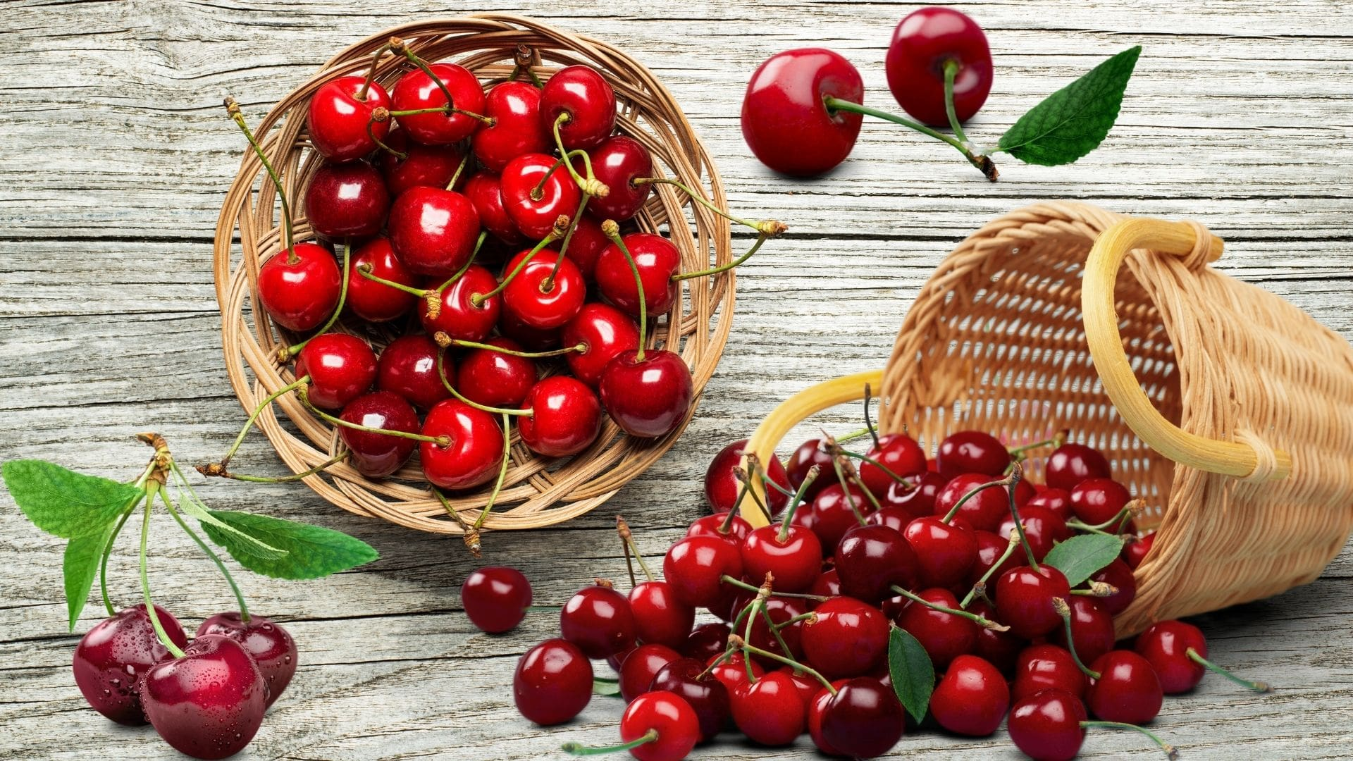 Boost Your Mental Health with Cherries