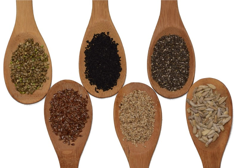 7 super seeds to eat more of if you want to lose weight faster