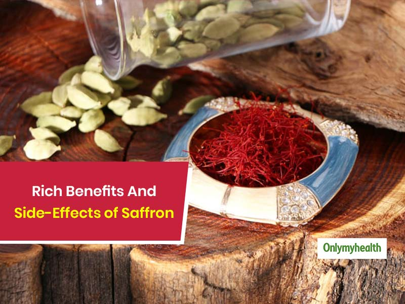 Saffron Health Benefits: Learn About the Myriad Benefits of the 'Expensive' Spice, Side-Effects and Dosage