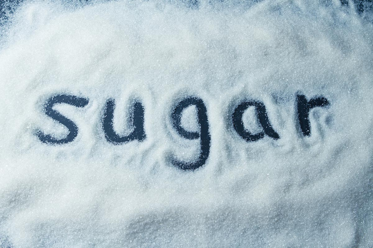 Reducing your sugar intake will help improve your sleep quality and food choices