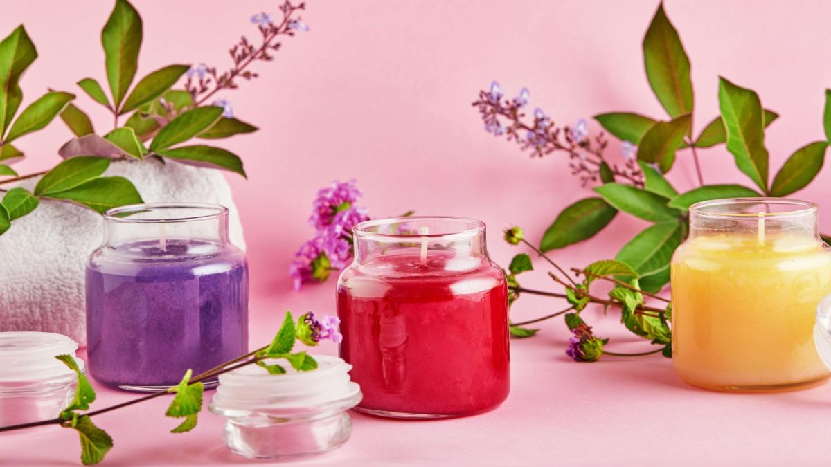 The UK's favourite scented candle has been revealed - is yours on the list?