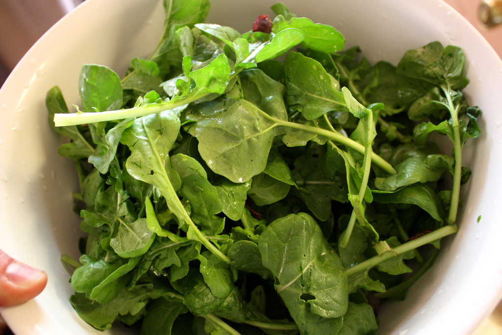 The tangy, peppery superfood: 7 Reasons to eat more arugula