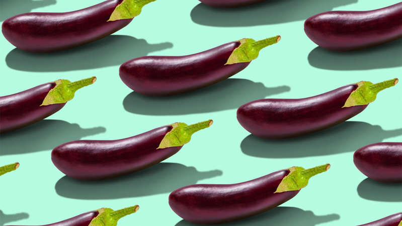 These Eggplant Health Benefits Prove the Produce Is Way More Than a Funny Emoji