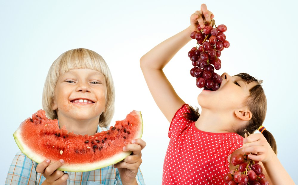 Organic Food During Childhood Boost Brain Power, Study Finds